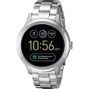 Fossil Q Founder Gen 1 Touchscreen Silver Smartwatch