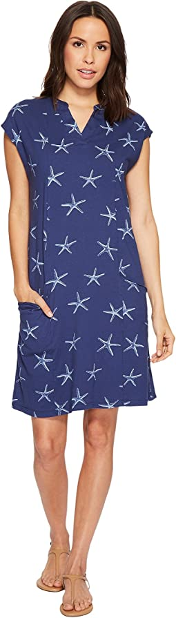 Fresh Produce - White Sea Star Lea Dress
