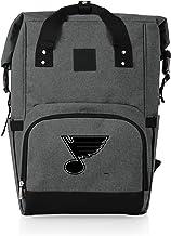 PICNIC TIME NHL unisex-adult Nhl Otg Roll Top Backpack