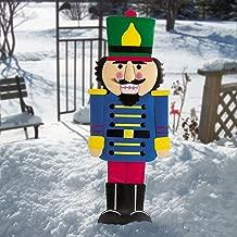 Nutcracker Yard Stake - Holiday Decor