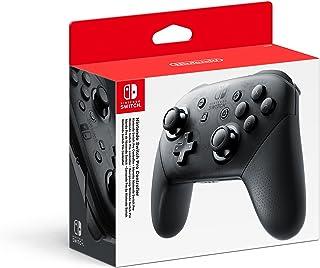 Nintendo 任天堂 Switch Pro 游戏手柄 - 黑色