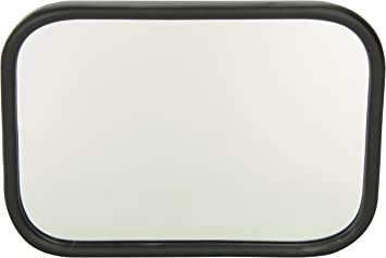 New 12073 Grote Stainless Steel Rolled-Rim Mirror With Ball Swivel