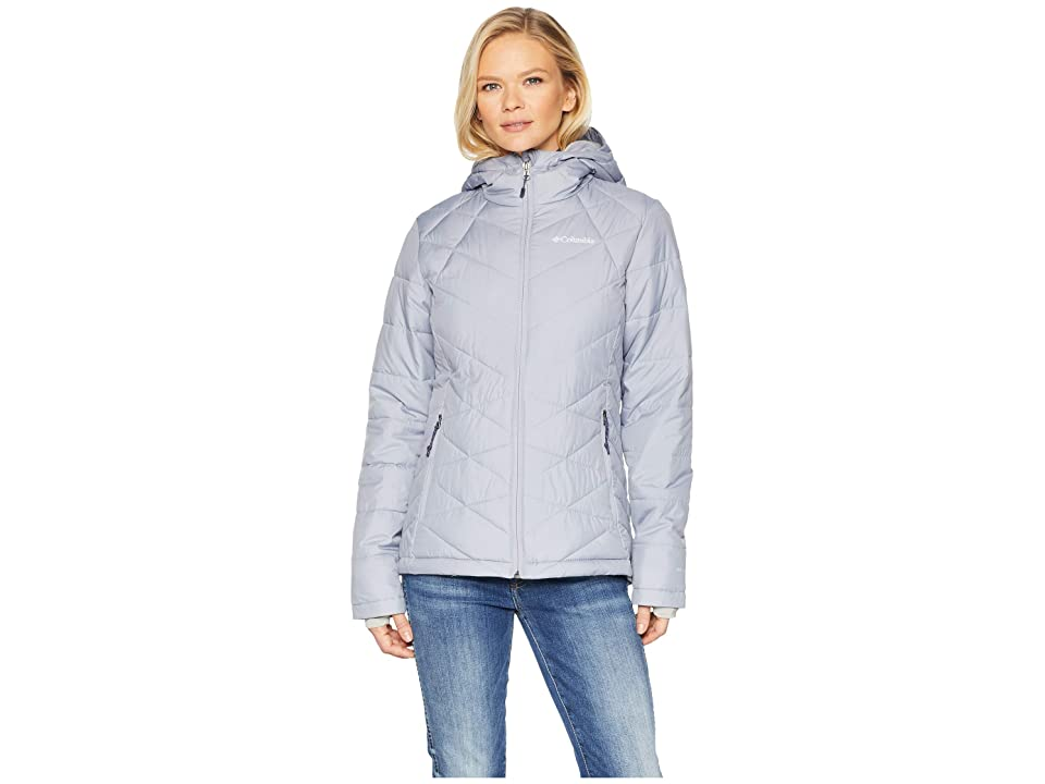 Columbia Heavenly Hooded Jacket (Astral) Women