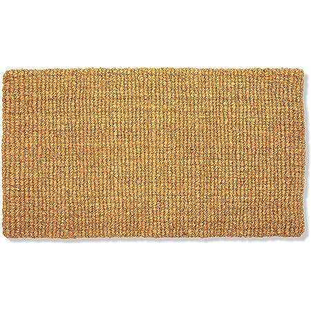 Plain Coco Coir Door Mat (30 x 17 Inches)