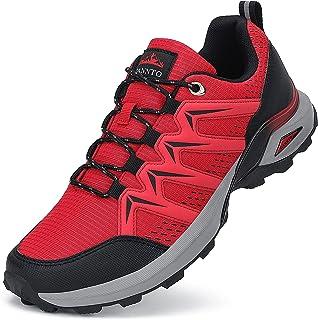 أحذية رجالية للتنزه في الهواء الطلق الرياضة على الظهر الرحلات، المشي والجري والمشي