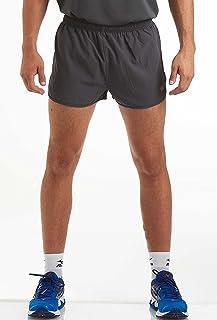 0481021378e4 Time To Run Pantaloncini Running Uomo - Leggeri e Ad Asciugatura Rapida  Allenamento/Palestra/
