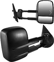 2016 silverado towing mirrors power folding