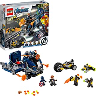 LEGO Super Heroes Avengers Truck Take-down for age 7+ years old 76143