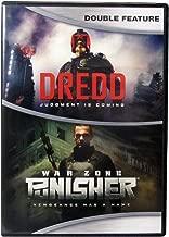 Dredd & Punisher War Zone Double Feature DVD