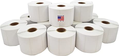 Preferred Postage Supplies 2.25 x 1.25 Top Coated Direct Thermal Labels, 1135 Labels per Roll (13 Rolls per Case)