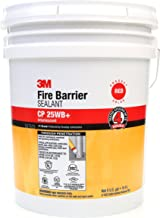 3m fire caulk 5 gallon