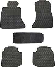 TMB Motorsports All Weather Floor Mats for BMW 5 Series 2011-2017