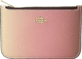 COACH Women's Ombre Zip Card Case