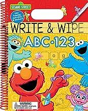 Sesame Street: Write and Wipe