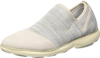 GEOX D Nebula B Womens Slip On Trainers/Shoes
