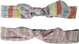 Pink/Rainbow Stripe