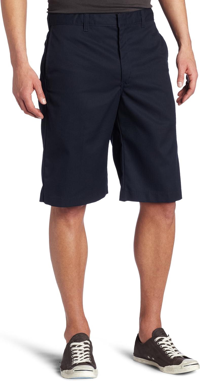 Dickies Young Men's Flat-Front Short