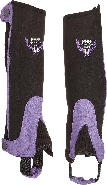 noir 10 ans PFIFF Minichaps pour enfants violet