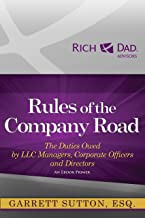 Rules of the Company Road