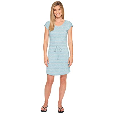 Aventura Clothing Taryn Dress (Carribean Sea) Women