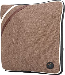 Almohada de masaje eléctrica, masajeador de almohadilla de cuello de algodón suave recargable USB para viaje en automóvil a casa, certificación CE/FDA/RoHS/LVD(#4)