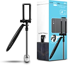 Vantec for Smartphones and Action Camera Smoovie Pocket Video Stabilizer, Black (PVS-100)
