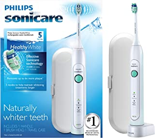 Philips Sonicare Healthy White Electric Toothbrush