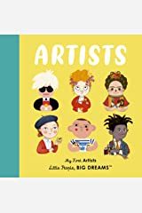 Artists: My First Artists (Little People, BIG DREAMS) Kindle Edition