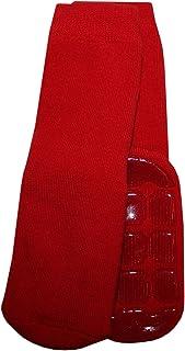 Weri Spezials neonati e bambini di ABS pieno frotee calzino in rosso
