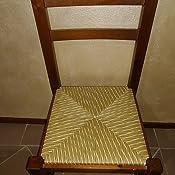Art.015 C 4 pz Ricambio Sedile fondo Seduta per sedia in paglia 38 cm x 35 cm