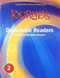 Journeys: Common Core Decodable Reader Blackline Master Grade 2