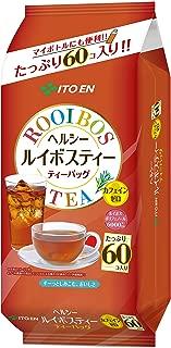 伊藤園 ヘルシールイボスティー ティーバッグ 3.0g×60袋 デカフェ・ノンカフェイン