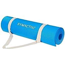 Amazon Brand – Symactive Exercise Yoga Mat