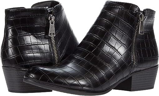 Black/Croc