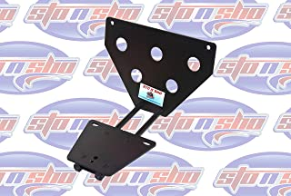Sto N Sho SNS86 Front License Plate Bracket