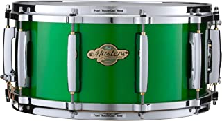 Pearl MCX Masters Series Snare Drum 14 x 6.5 in. Shamrock Green