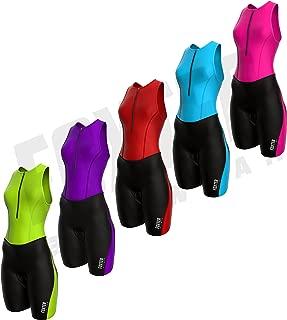 Traje de triatlón para mujer, de la marca Foxter, apto para