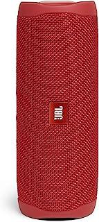 JBL FLIP 5 Portable Waterproof Speaker, Red