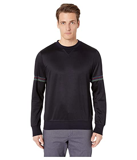 Paul Smith Sweat Top with Stitch Detail