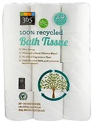 365 Everyday Value, Bath Tissue, 24 ct