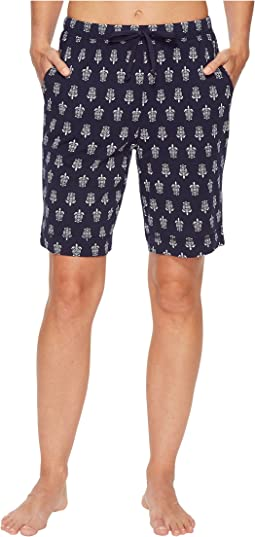 Nautica - Printed Bermuda Shorts