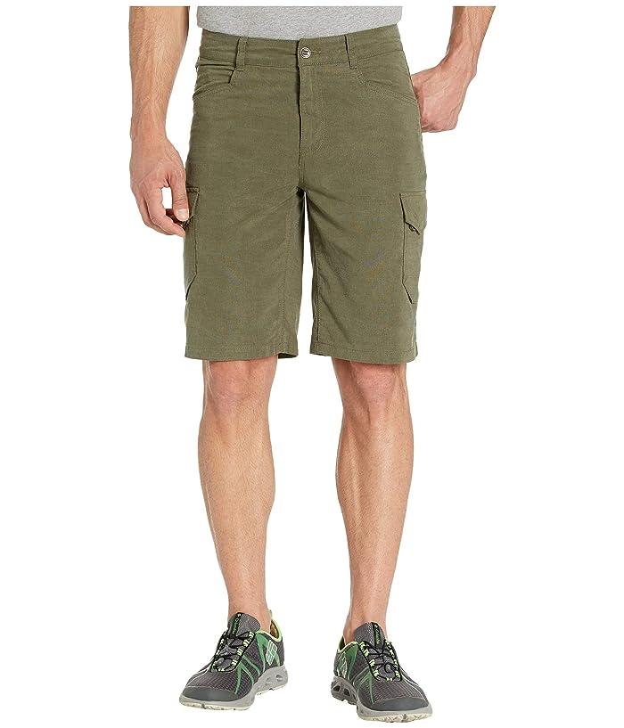 Royal Robbins Springdale Shorts (Loden) Men