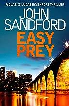 Easy Prey: Lucas Davenport 11