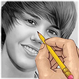 How to Draw: Famous Singers