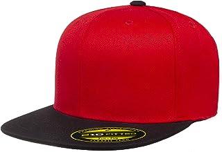 قبعة Flexfit للرجال 210 بريميوم ذو مقاس 2-لون