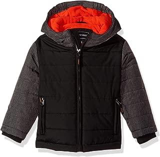 Rothschild Toddler Boys Melange Bubble Jacket