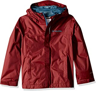 Columbia Youth Boys' Watertight Jacket, Waterproof & Breathable
