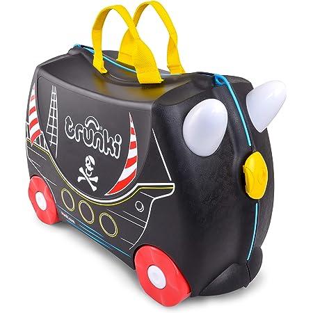 Brown Trunki Children/'s Ride-On Suitcase /& Hand Luggage Gruffalo