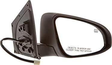 TYC 5230641 Compatible with TOYOTA Corolla Right Non-Heated Replacement Mirror