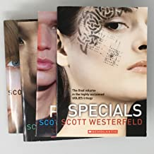 Specials 4 Book Pack : Uglies / Pretties / Specials / Extras (Uglies)